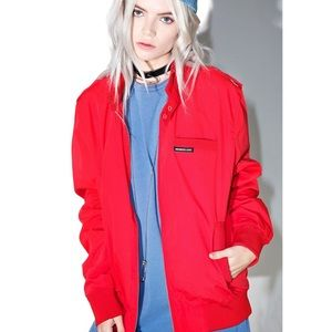 ➕ Vintage 80s Members Only Iconic Bomber Jacket